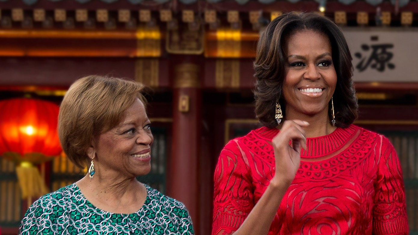 Michelle Obama Shares Hilarious Text From Her Mom About Her Grammy Appearance